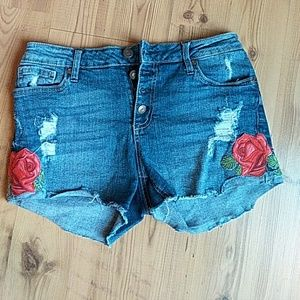 NWOT Blue Jean shorts
